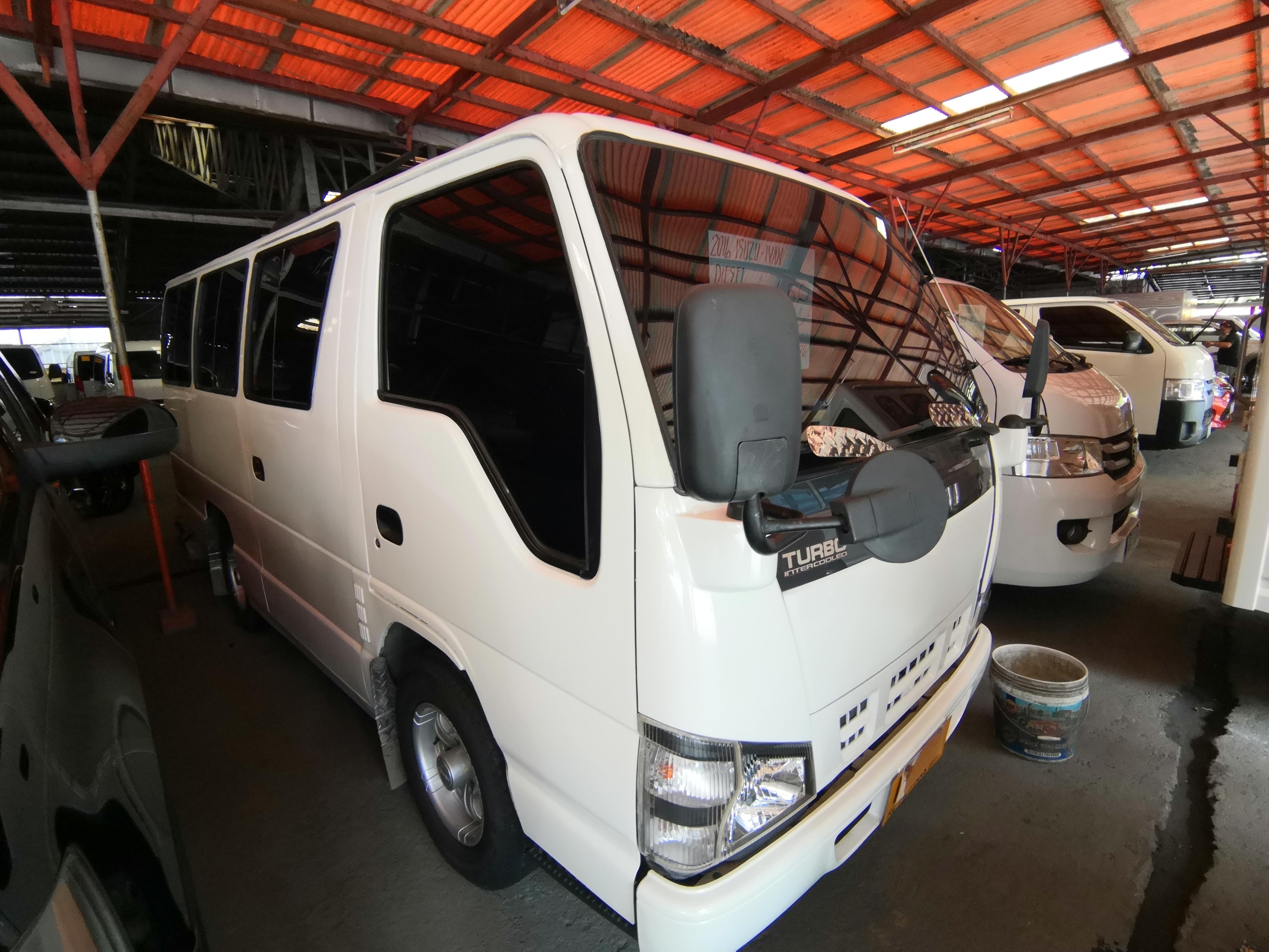 2016 Isuzu I-Van