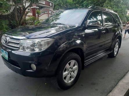 2010 Toyota Fortuner