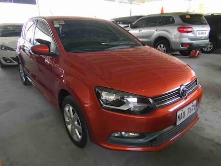 2017 Volkswagen Polo Hatchback