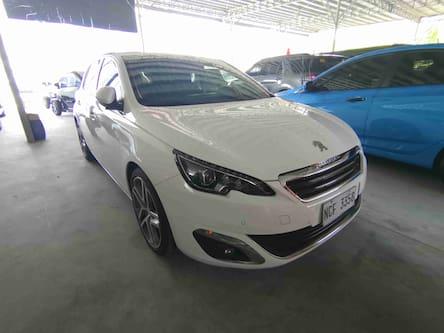 2016 Peugeot 308