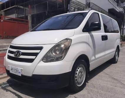 2017 Hyundai Starex