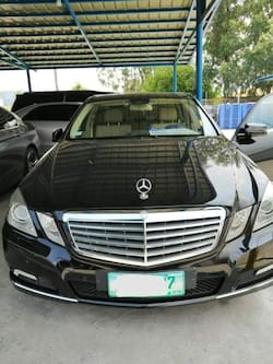 2009 Mercedes-Benz E-Class Sedan