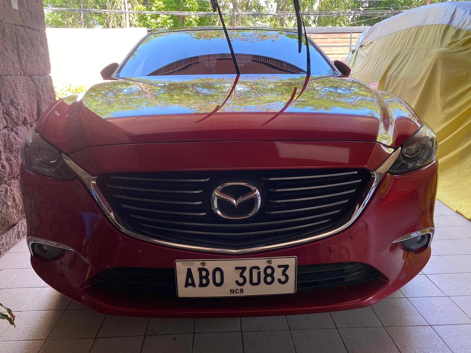 2015 Mazda 6 Sedan