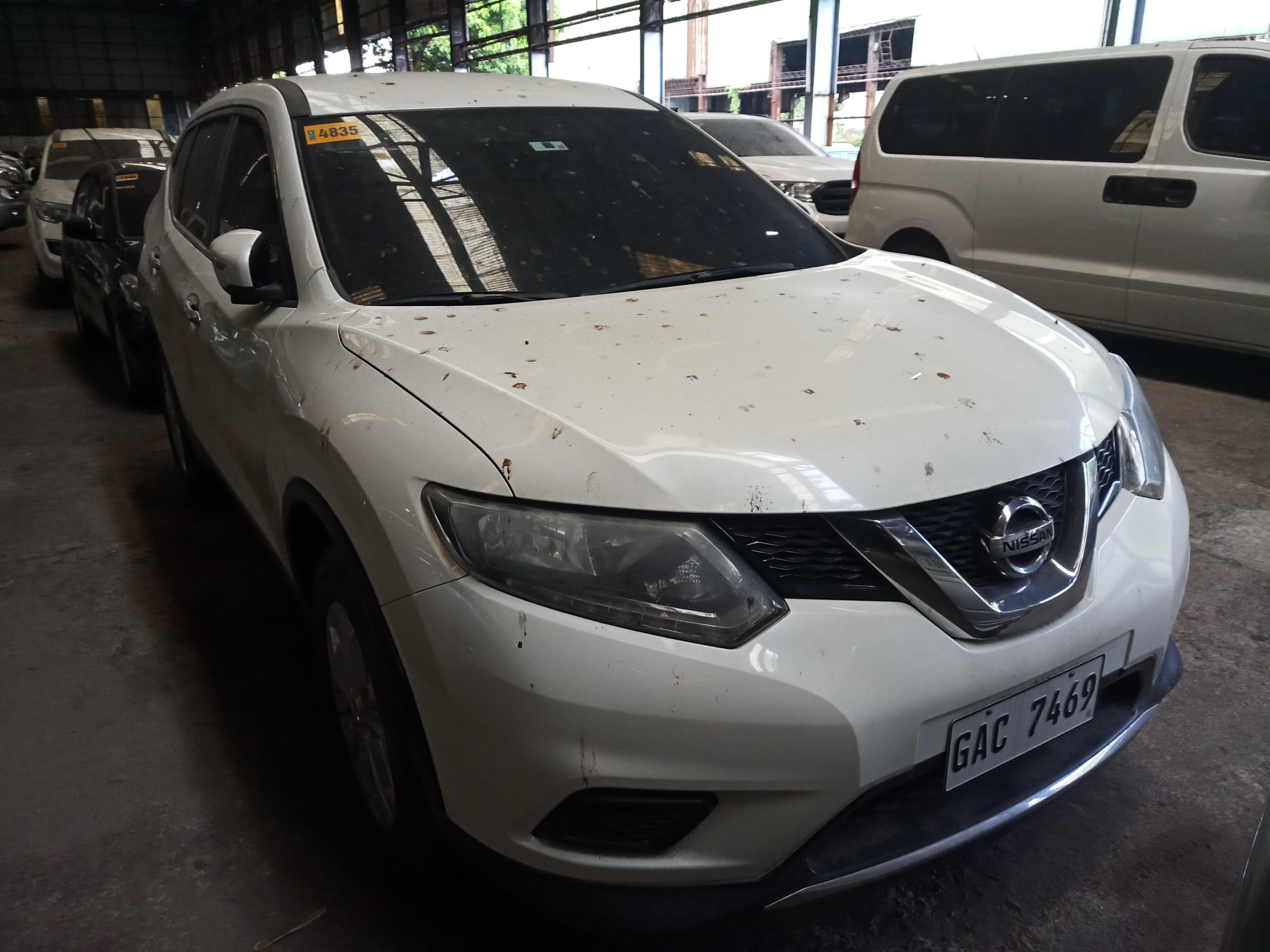 2017 Nissan X–Trail