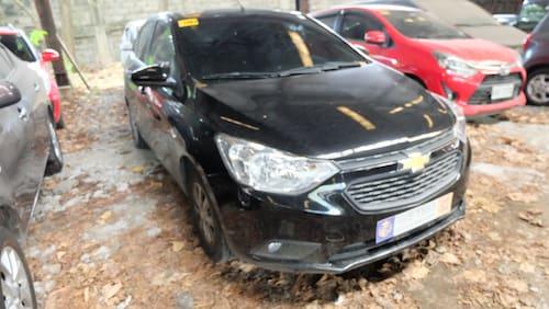 2018 Chevrolet Sail
