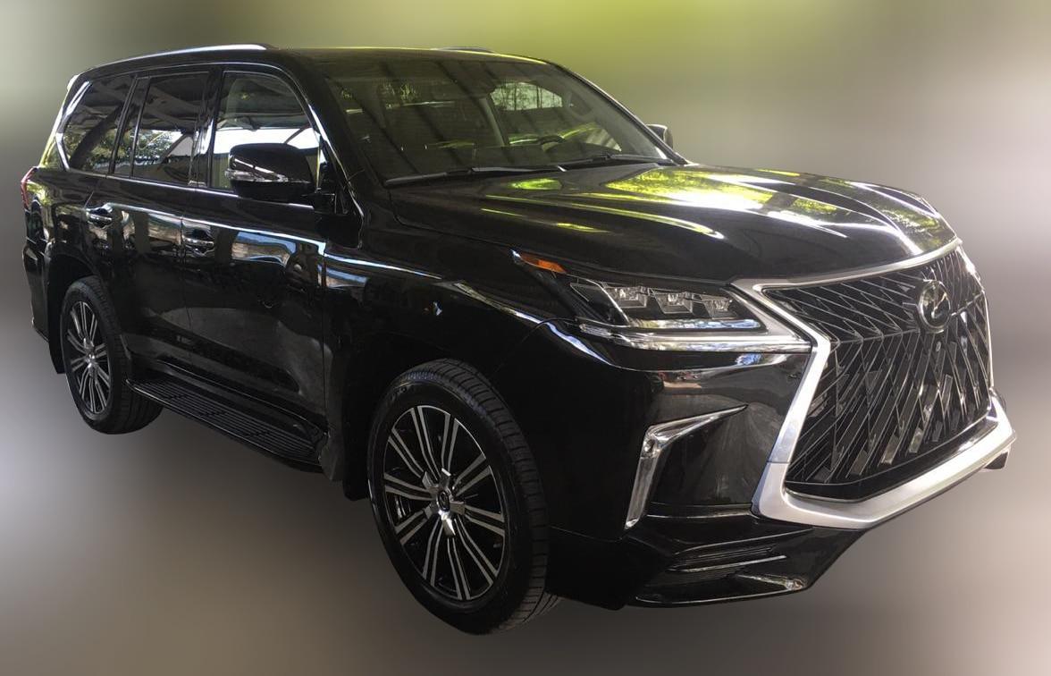 2020 Lexus LX