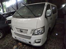 2016 Nissan NV350 Urvan