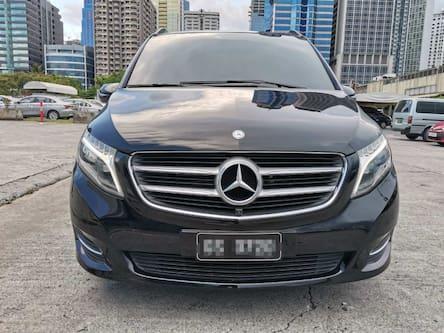 2017 Mercedes-Benz V-Class