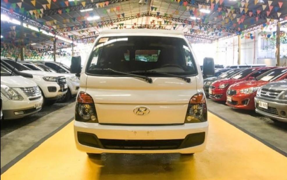 2020 Hyundai H-100