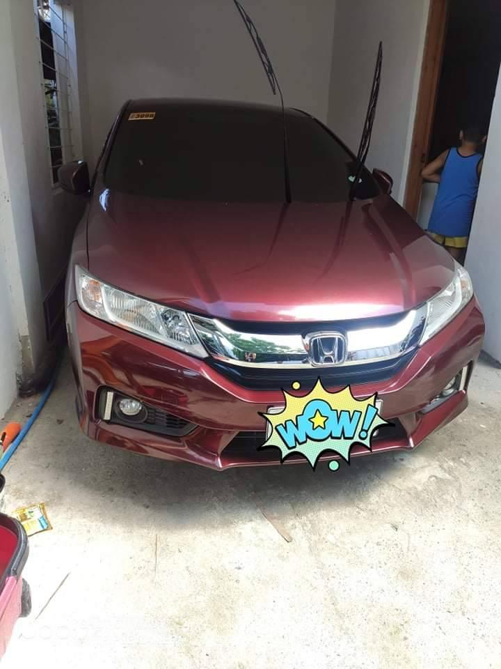 2016 Honda City