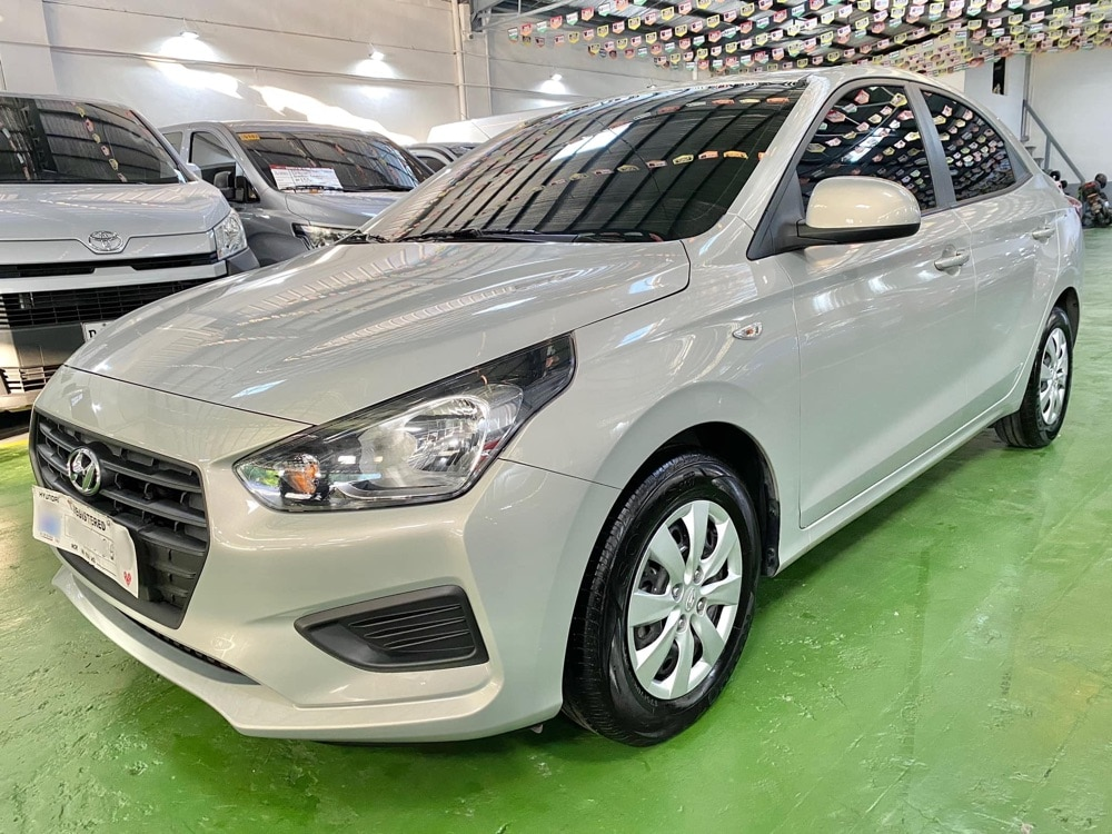 2020 Hyundai Reina