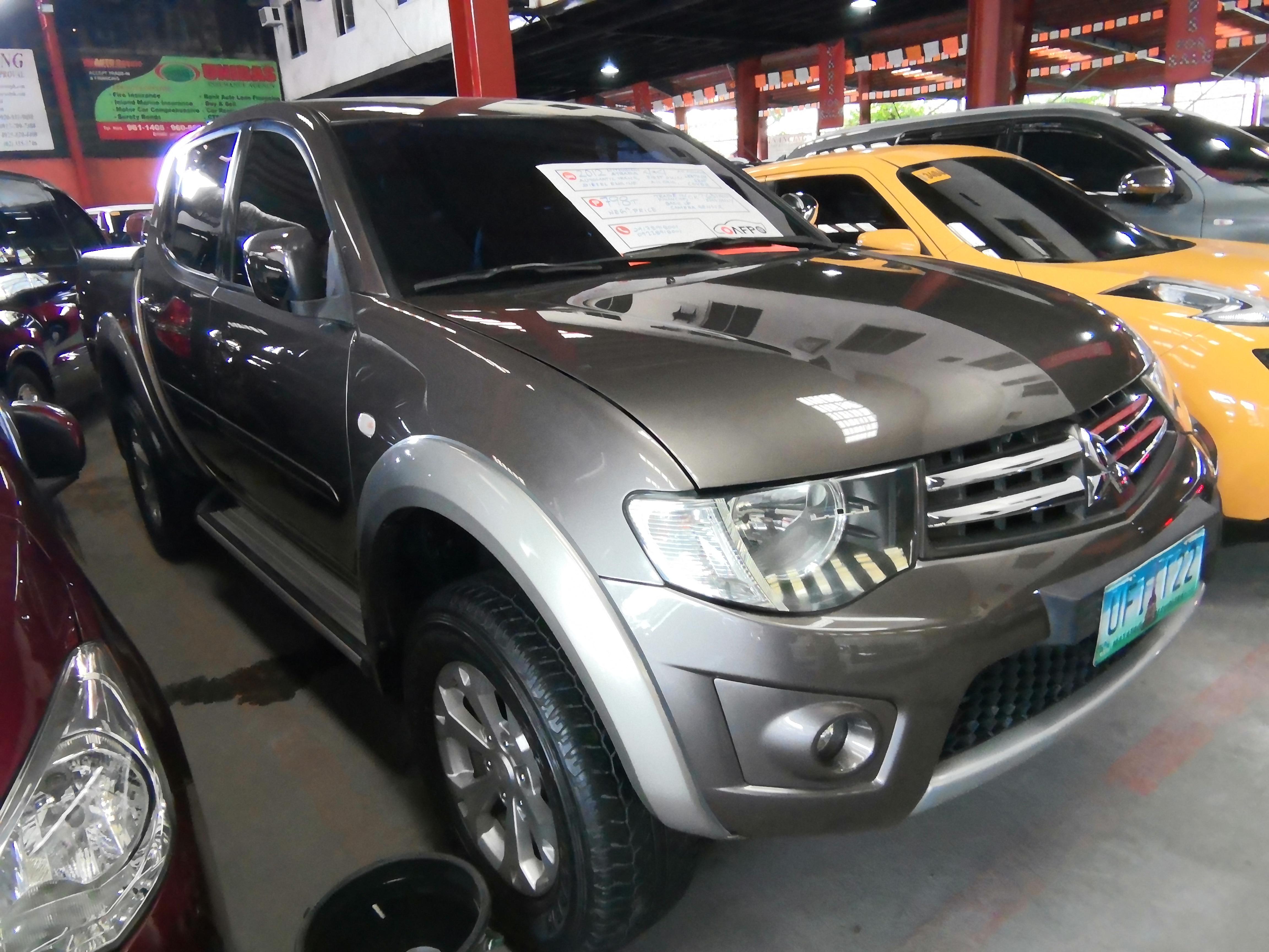 2012 Mitsubishi Strada