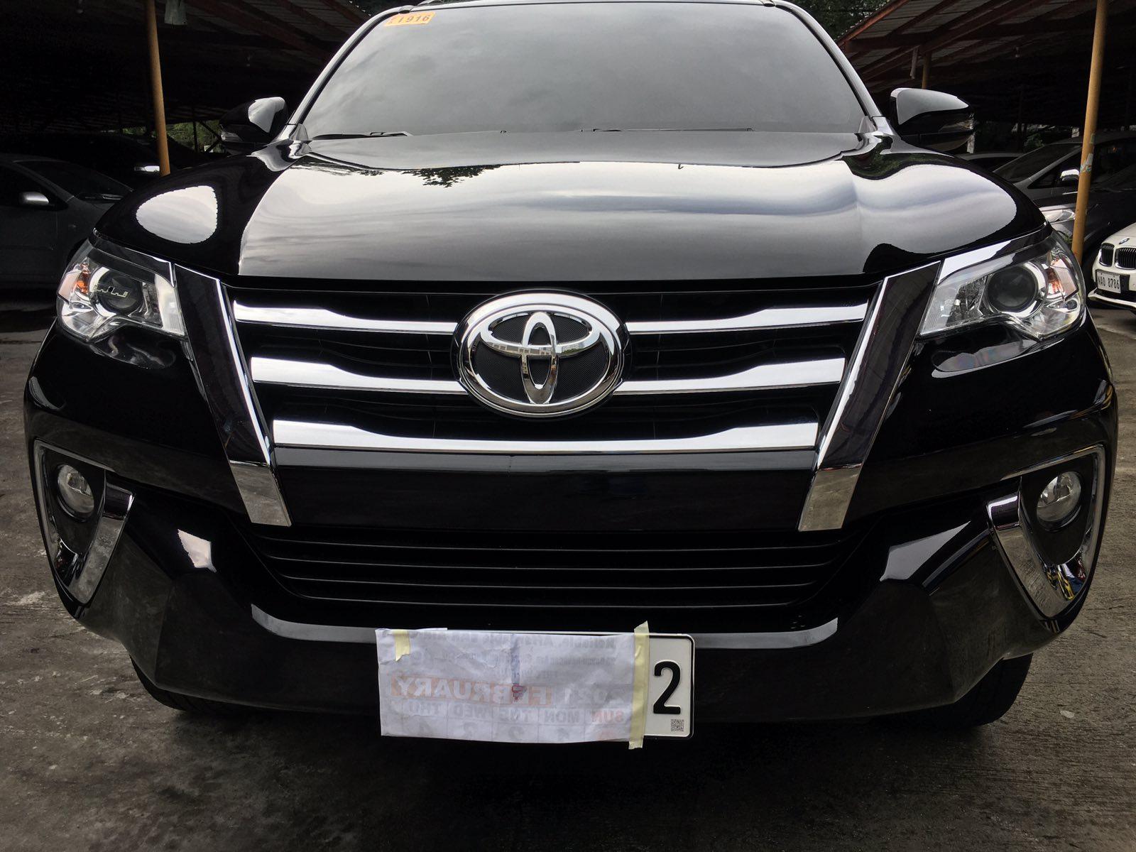 2020 Toyota Fortuner