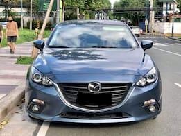 2016 Mazda 3 Hatchback