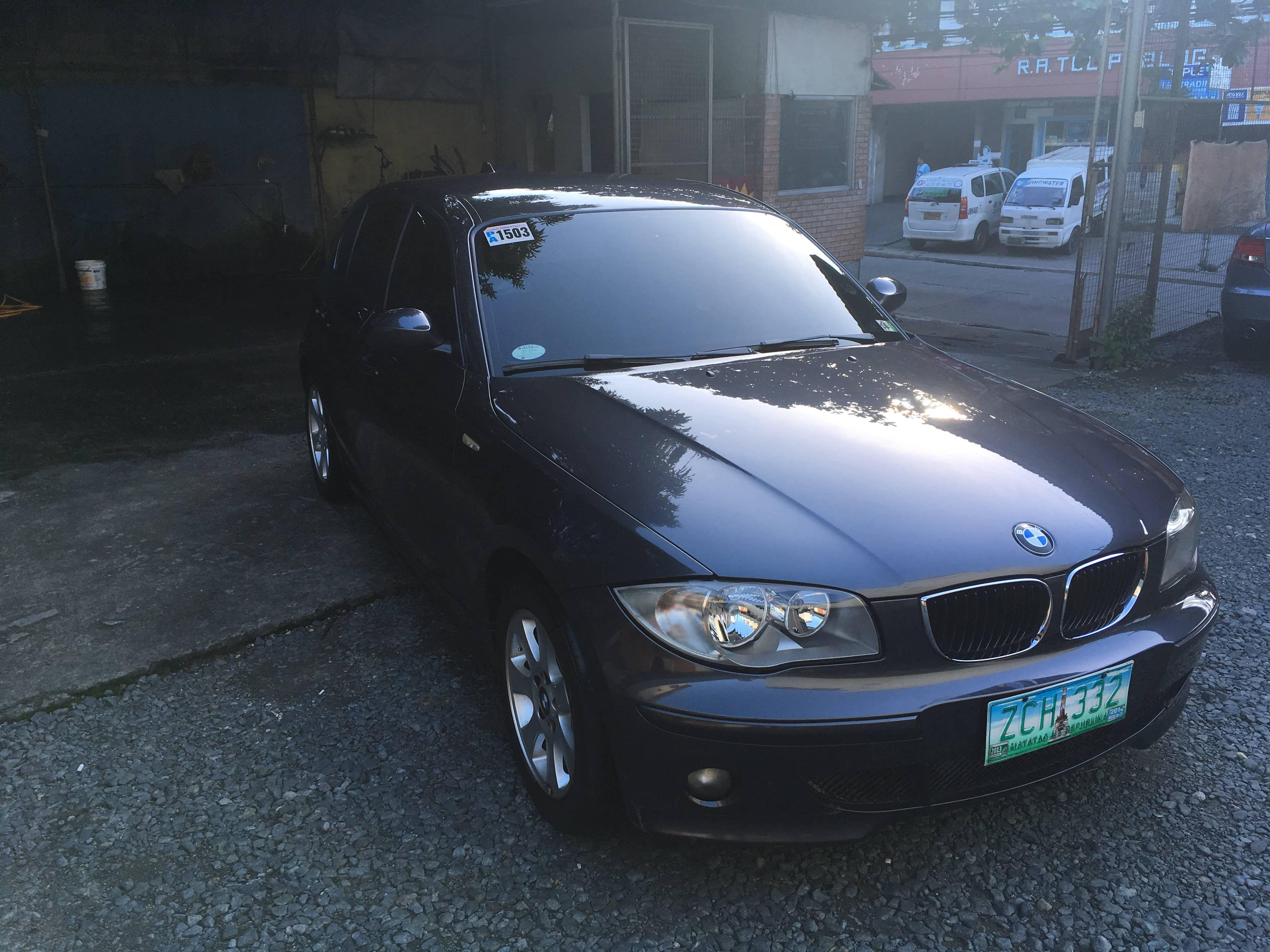 2006 BMW 1 Series