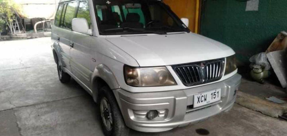 2002 Mitsubishi Adventure