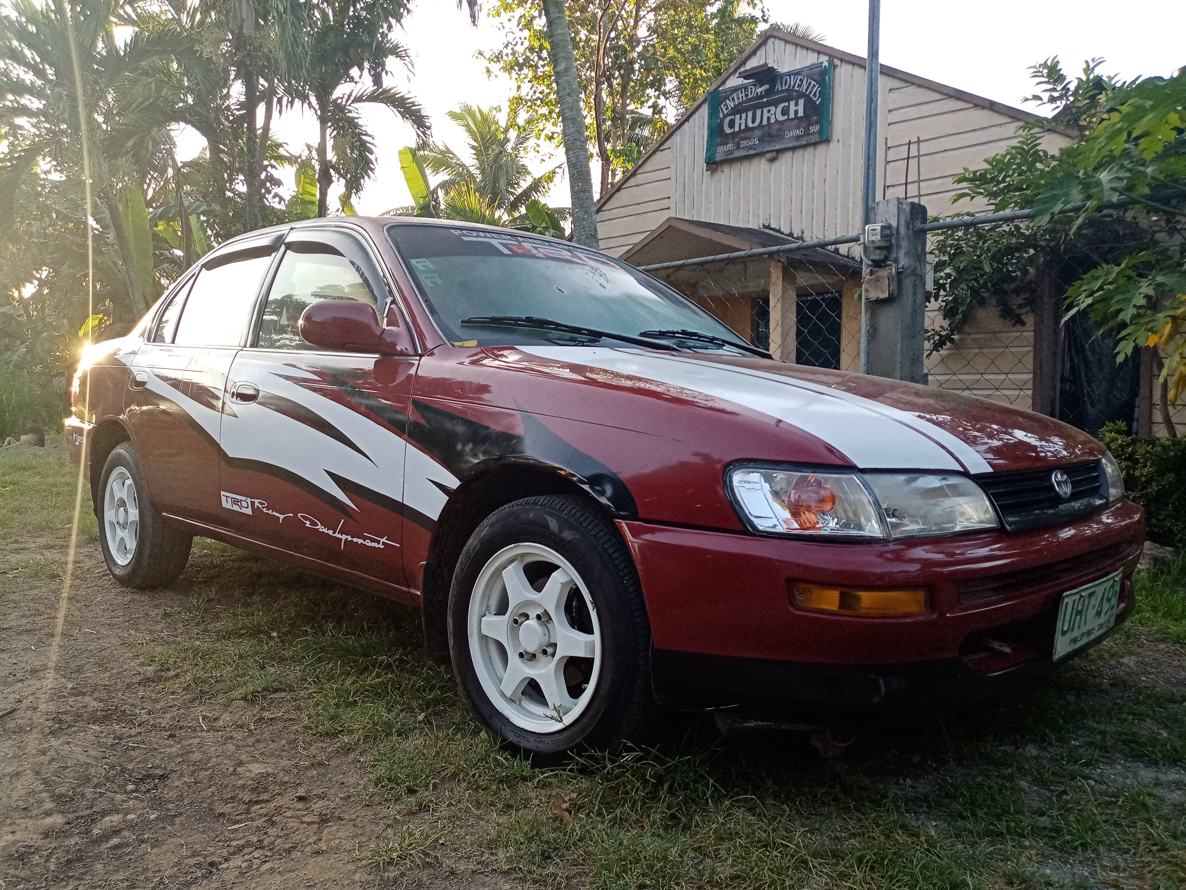 1997 Toyota Corolla Altis