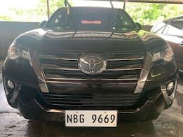 2019 Toyota Fortuner