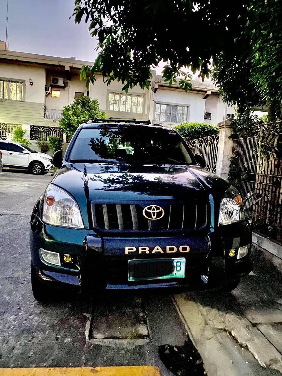 2009 Toyota Land Cruiser Prado