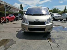 2014 Peugeot Expert Tepee