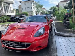 2013 Ferrari California T