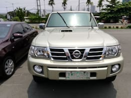 2003 Nissan Patrol Super Safari