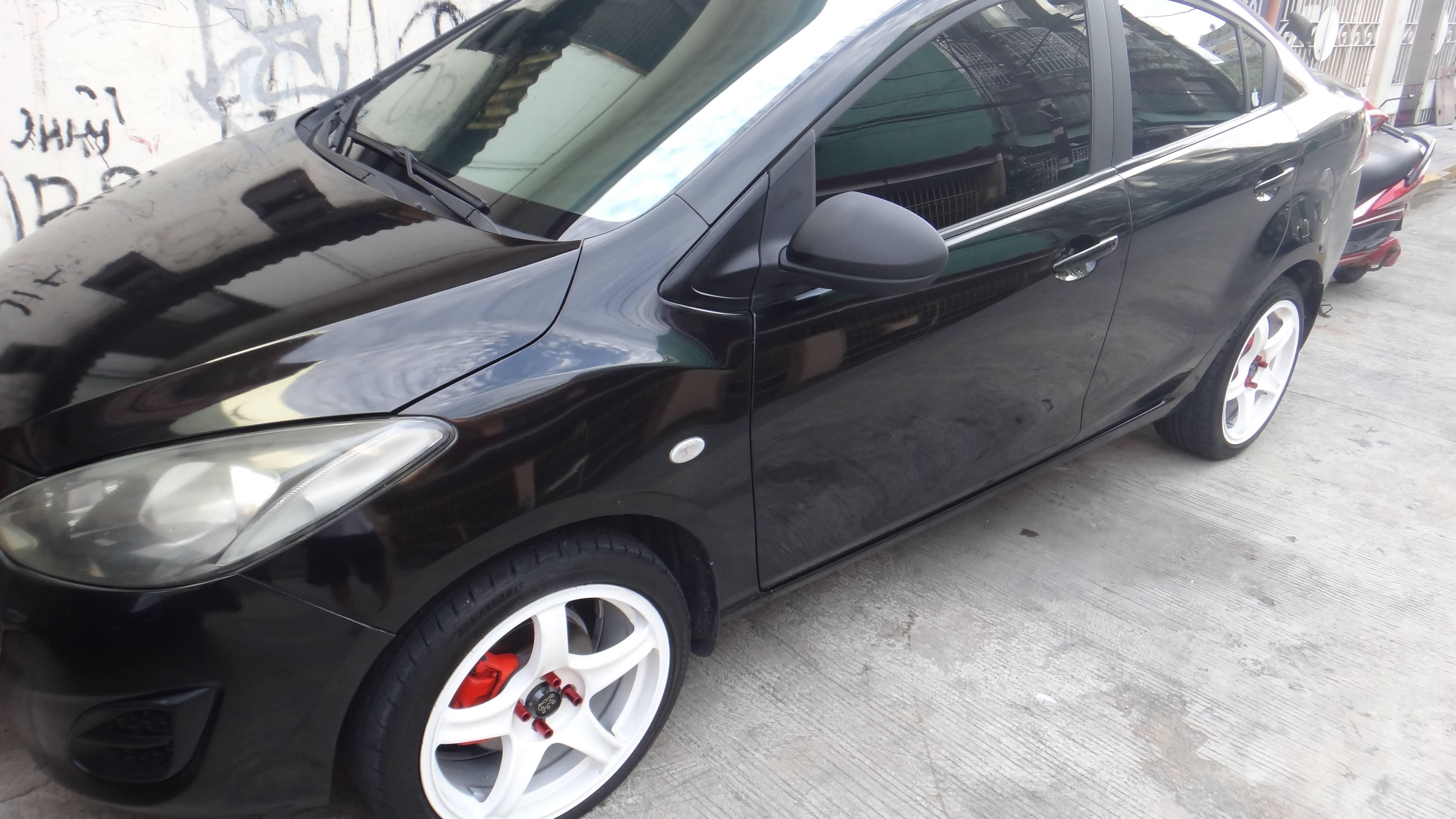 2011 Mazda 2 Sedan