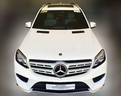 2018 Mercedes-Benz GL Class