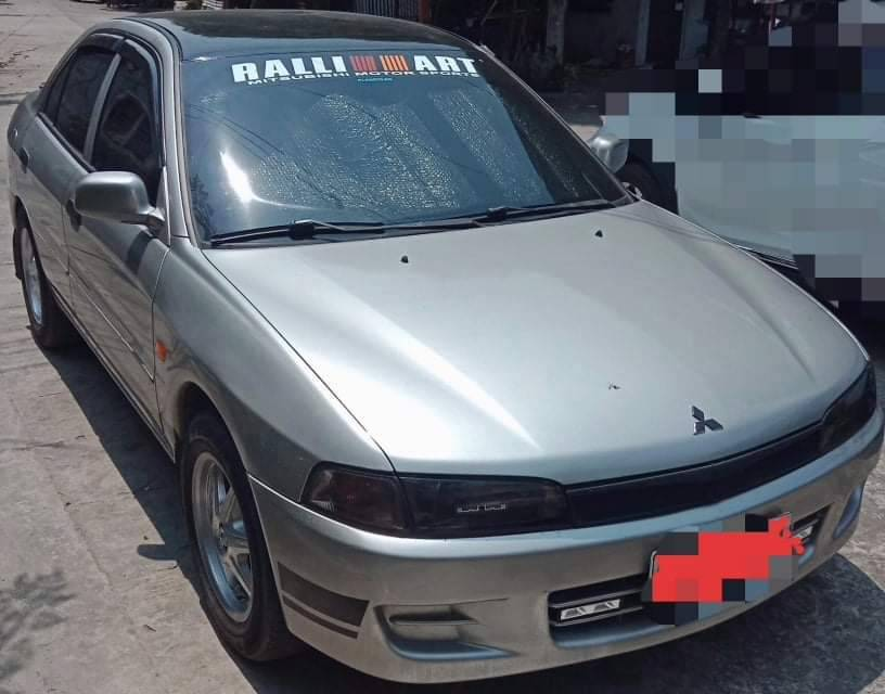 1997 Mitsubishi Lancer EX