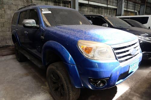 2011 Ford Everest