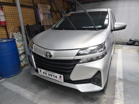 2021 Toyota Avanza