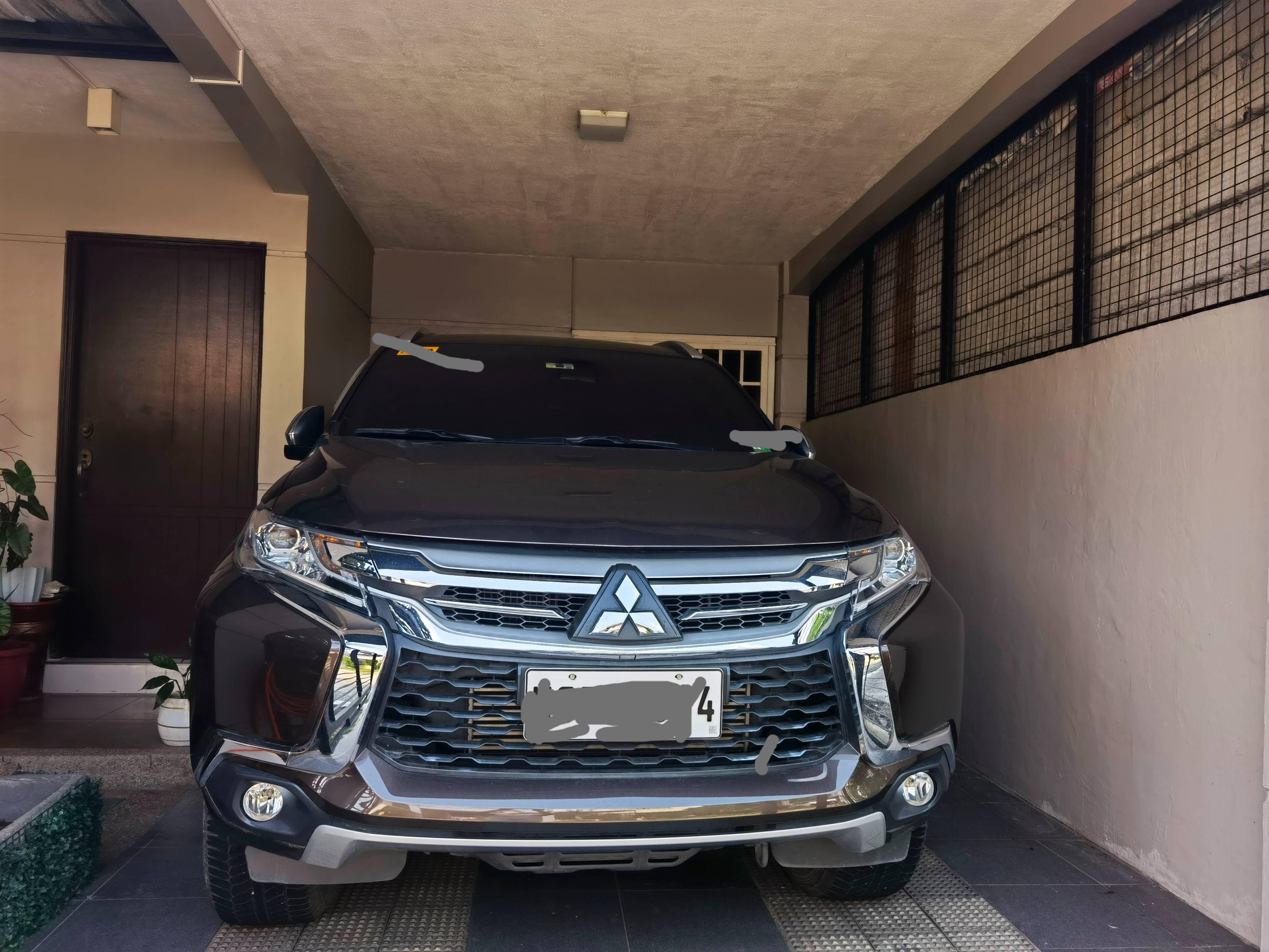 2018 Mitsubishi Montero Sport