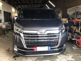 2020 Toyota Hiace LXV