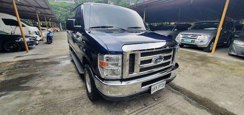 2014 Ford E-150