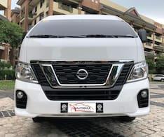 2018 Nissan NV350 Urvan