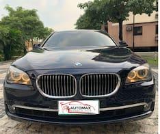 2012 BMW 7 Series Sedan