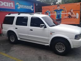 2003 Ford Everest