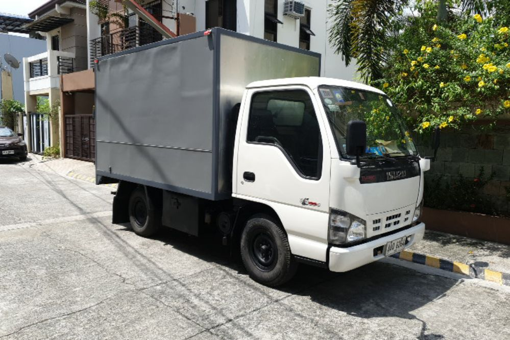 2014 Isuzu Traviz