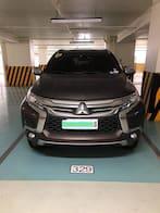 2017 Mitsubishi Montero Sport