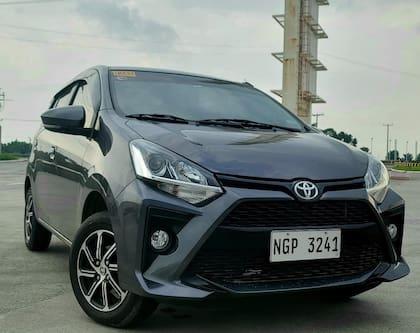 2021 Toyota Wigo