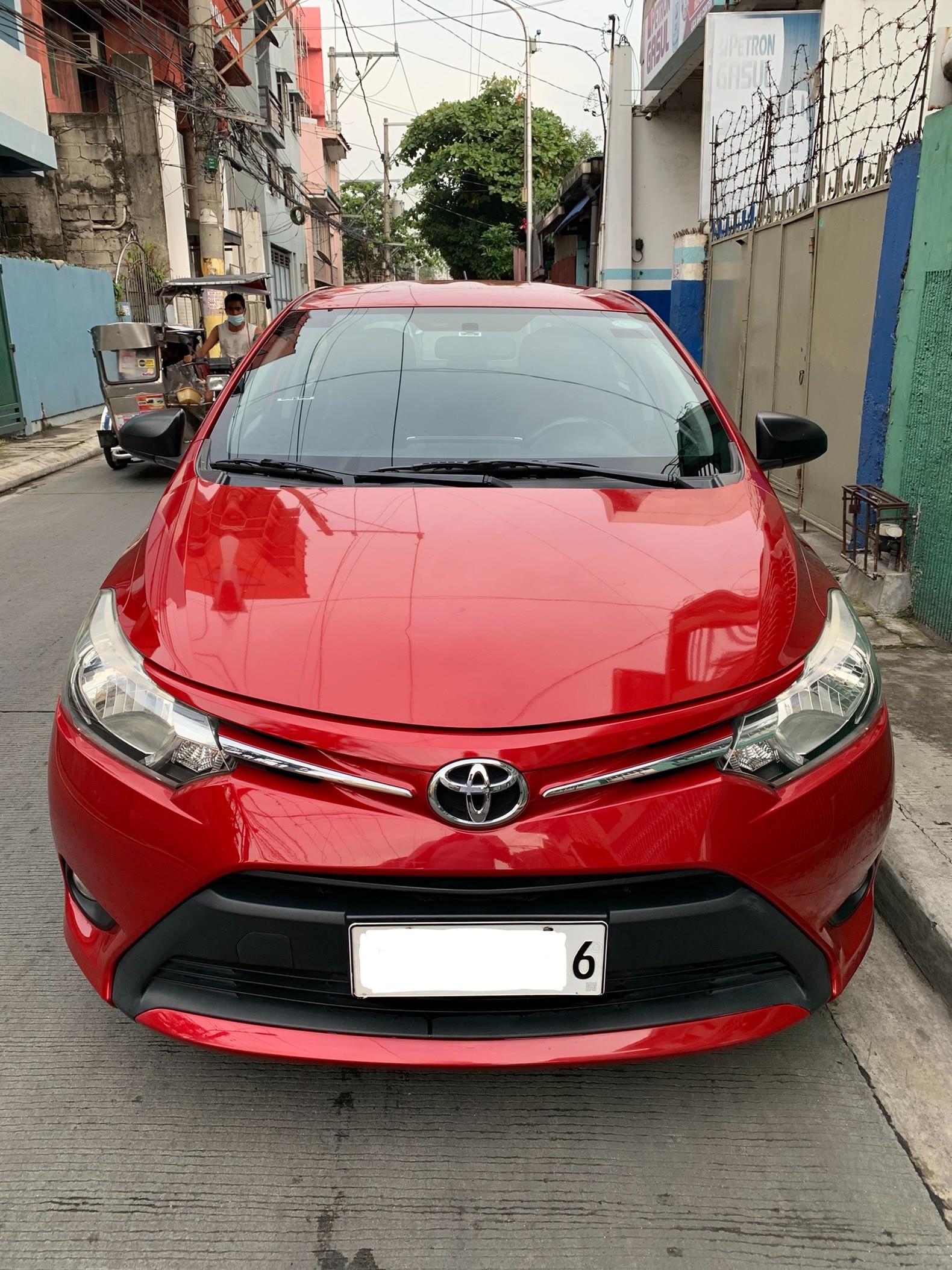 2016 Toyota Vios