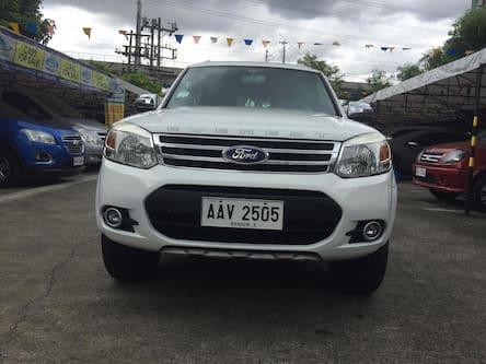 2014 Ford Everest