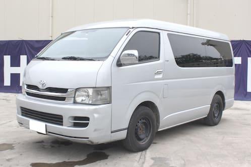 2008 Toyota Hiace