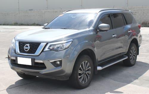 2020 Nissan Terra 2021