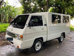 2016 Mitsubishi L300