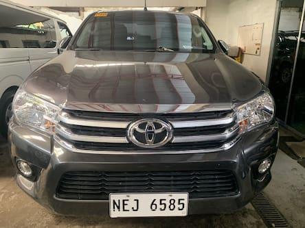 2020 Toyota Hilux