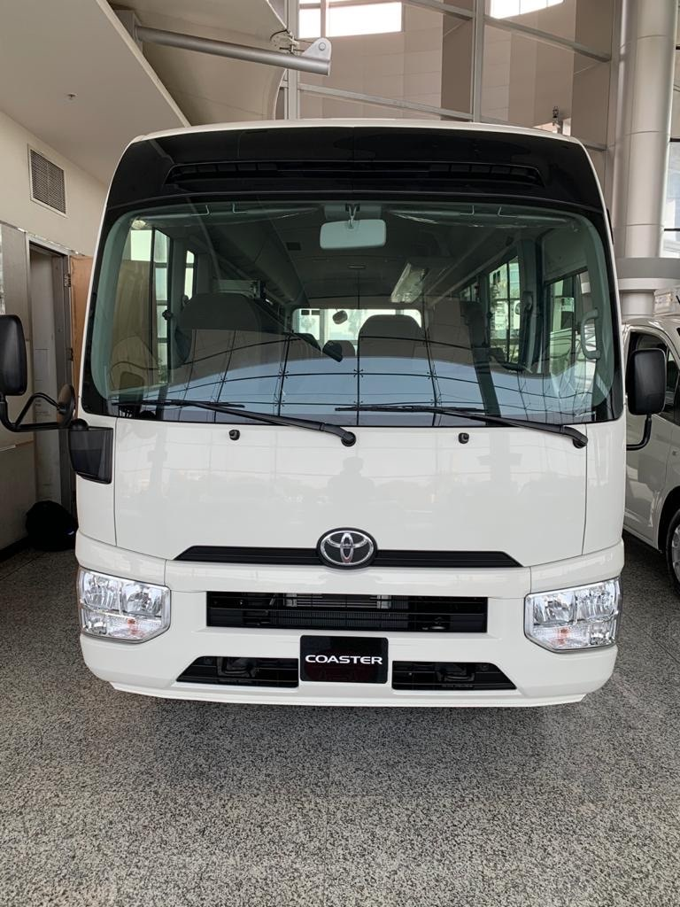 2020 Toyota Coaster