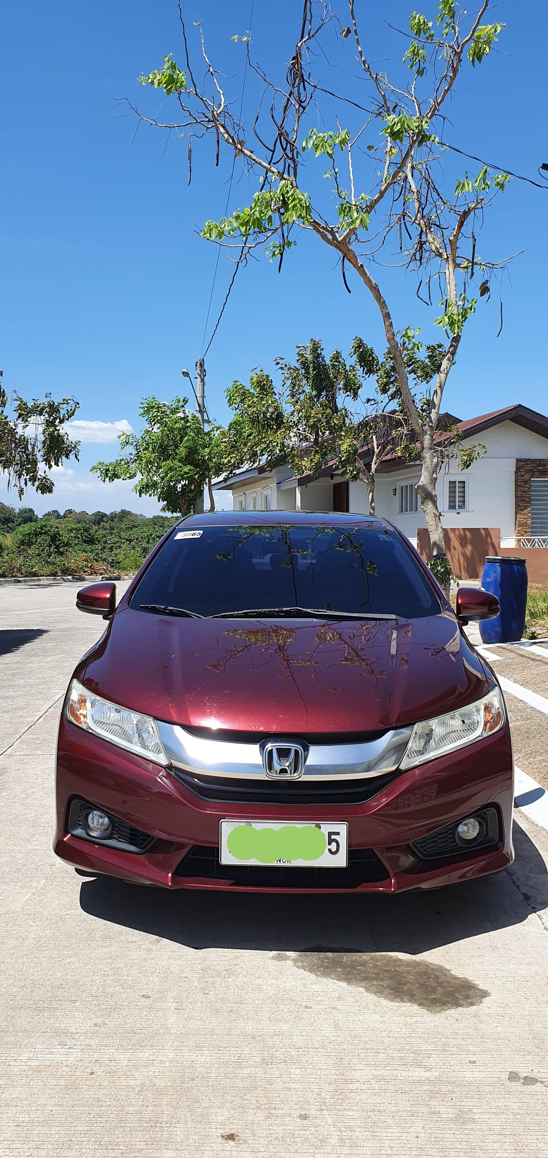 2014 Honda City