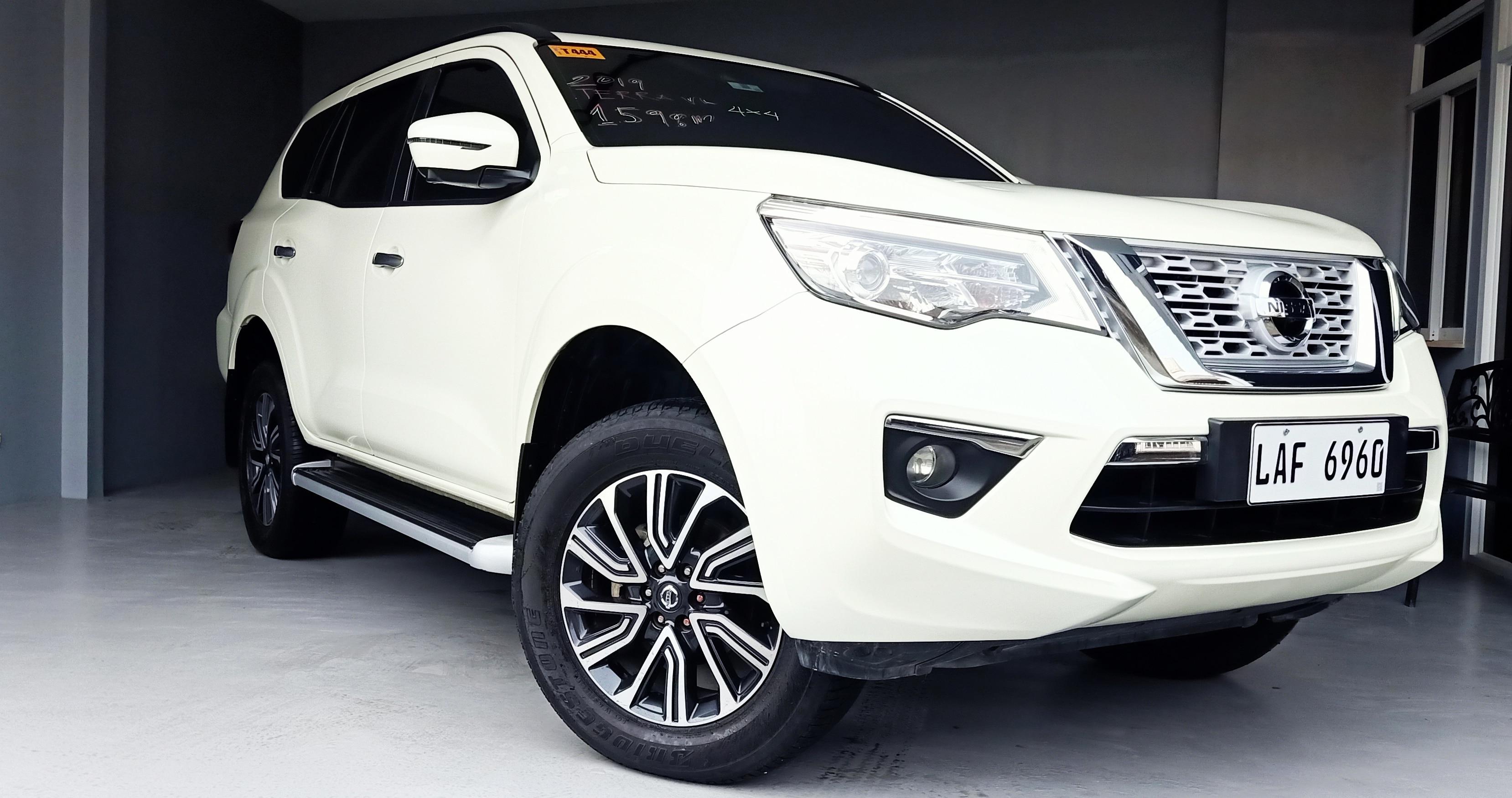 2019 Nissan Terra