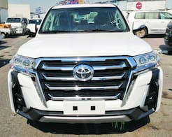 2020 Toyota Land Cruiser 200